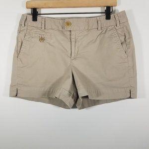 Banana Republic Martin Fit Stretch Shorts Size 10